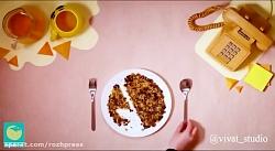 اسراف غذا