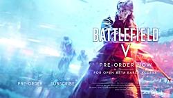 Battlefield V   گیم پلی رسمی