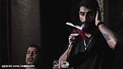 مادر نزاد همچو علی شیر و پهلوان-شور-شهادت امام سجاد-دهه اول صفر 97-مجید رضانژاد