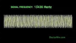 تجربه گستره فرکانس شنوایی انسان  از ۲۰  تا ۲۲۰۰۰ هرتز