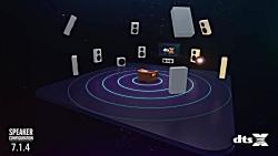 تجربه صدا با فرمت dts x  و مفهوم Object Emulator