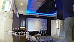 روند تجهیز فضای سینمای خانگی