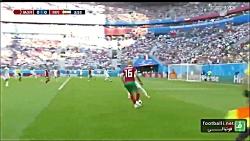 فوتبال ایران و مراکش