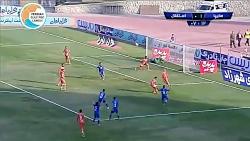 خلاصه بازی سایپا 1-2 استقلال (لیگ برتر ایران 97 98)