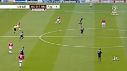 رئال مادرید 2-3 منچستر ی...