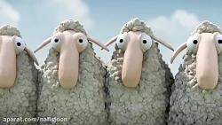 انیمیشن کوتاه گوسفندان...