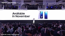 رونمایی گوشی موبایل سامسونگ 4x با چهار دوربین!