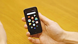 Palm Phone hands-on
