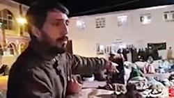 وضعیت ناگوار زائرین اربعین در ایران