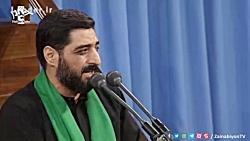 مداحی سید مجید بنی فاطمه با حضور رهبرانقلاب  1397 ♥