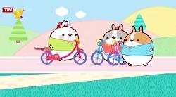 مولانگ - دوچرخه سواری