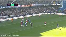 چلسی 2- 2 منچستر یونایتد