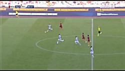 خلاصه بازی آس رم ۰-۲ اسپال