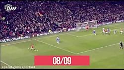 10 گل برتر منچستر یونایت...