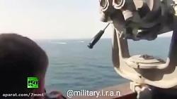 قایق های تندرو سپاه در ...