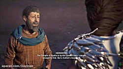 گیم پلی Assassins creed Odyssey قس...