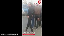 دستگیر 6 مرد زن نما در م...
