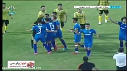 خلاصه بازی فوتبال استق...