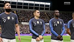 بازی فیفا 19 - گیم پلی فر...
