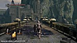 گیم پلی بازی Dark Souls Remaster...