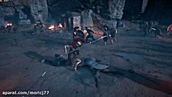 گیم پلی اولیه بازی assassin...