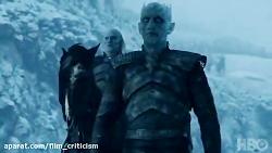 تریلر سریال Game of Thrones با...