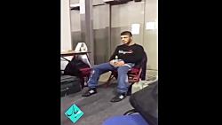کشتی: اشک و حسرت رضا اطر...