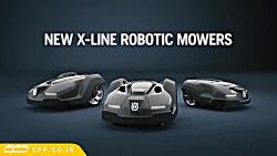 ربات Automower ۳۱۵X: ربات چم...