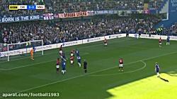 چلسی 2 - 2 منچستر یونایتد...