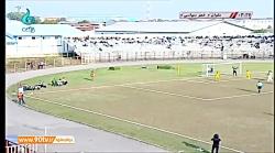 خلاصه بازی: ملوان 0-0 فجرسپاسی