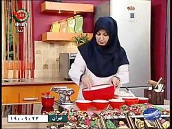 آشپزی : طرز تهیه باقلوا...