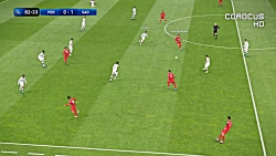 بازی PES 19 - گیم پلی پرسپولیس و السدد