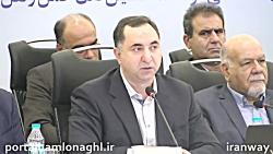 معرفی بنادر ایران در نشست سه جانبه هند افغانستان و ایران