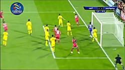 خلاصه بازی پرسپولیس 1-1 السد قطر (لیگ قهرمانان آسیا - 2018)