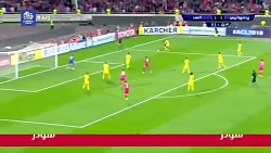 خلاصه مسابقه تاریخی پرسپولیس 1-1 السد و صعود به فینال آسیا