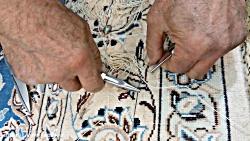 پارگی فرش دستباف