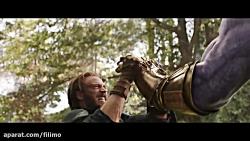 آنونس فیلم سینمایی «مرد مورچه ای و زنبورک»