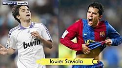 بازیکنان مشترک در بارسلونا و رئال مادرید