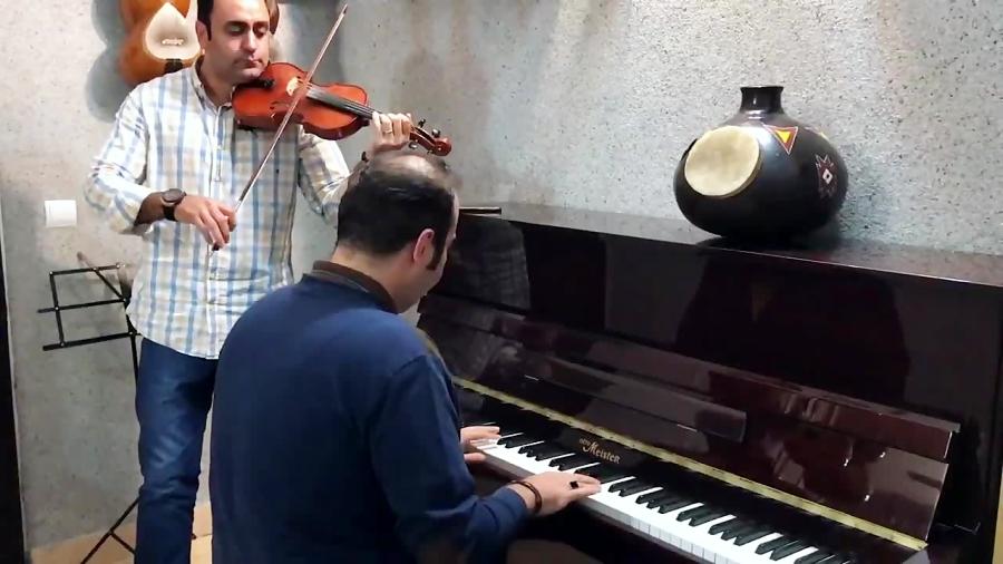 فیلم Secret Garden دونوازی پیانو و ویولن احسان نیک و ایمان ملکی