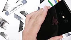 تست مقاومت Razer Phone 2