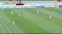 خلاصه بازی ذوب آهن 1-1 پیکان (لیگ برتر خلیج فارس - 1397 98)