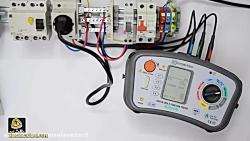 آسیب به بریکر نشتی جریان الکترونیک بعلت سیم بندی اشتباه