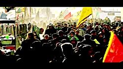 مداحی ترکی - اربعین پیاده روی -اربعین حسینی