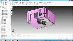 AVEVA E3D/PDMS - Plant auto build from template