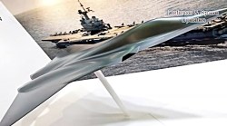 France Unveils Model of the New Generation Fighter