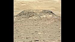 عکسی عجیب از مریخ که شا...