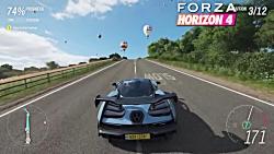 مقایسه دو بازی Forza Horizon 4 vs Forza Horizon 3