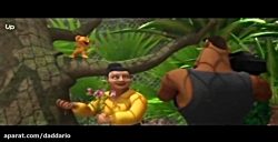 انیمیشن سینمایی «جک ناقلا» 2007 با دوبله فارسی