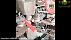 تولید زنجیر برای ماشین آلات سنگین