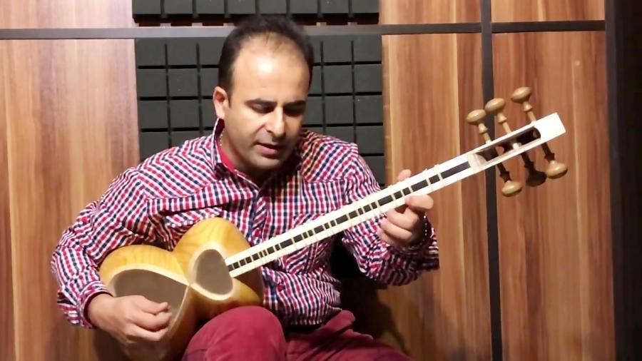 فیلم آموزش رنگ دستگاه ماهور دستور متوسطه حسین علیزاده نیما فریدونی تار